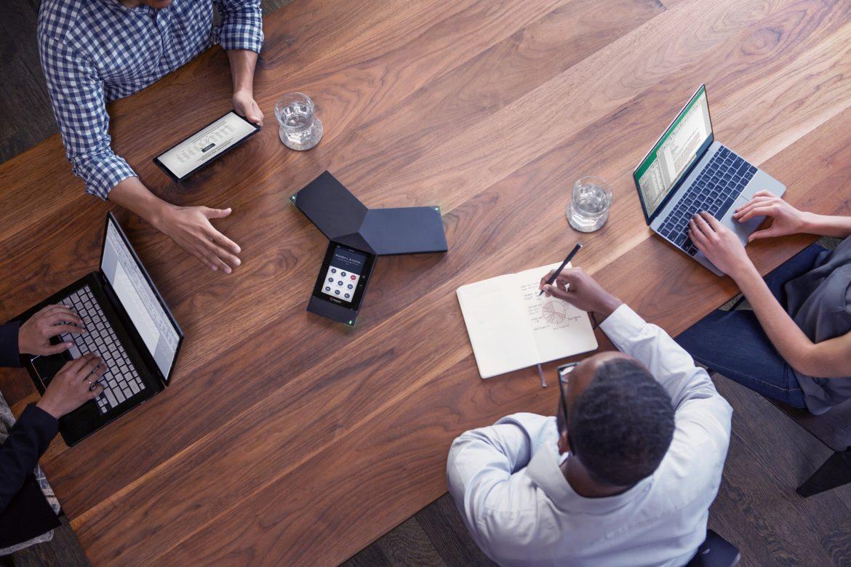 怎样让电话会议与视频会议互通?