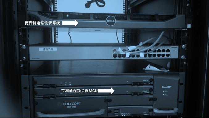 德西特部署华北空管局电话会议项目