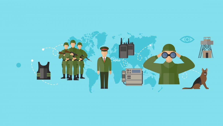 电话会议在军事单位中的部署和应用