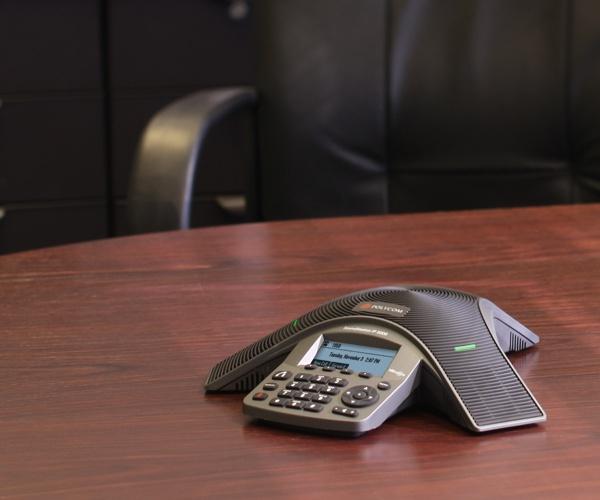 会讯通电话会议系统与宝利通IP会议话机混合组网方案