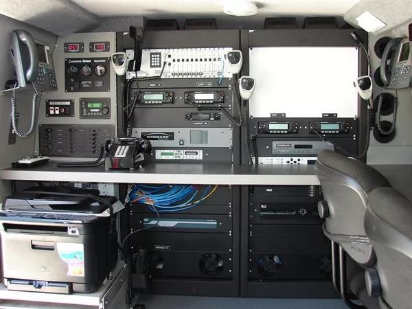 车载调度指挥系统中的语音融合接入