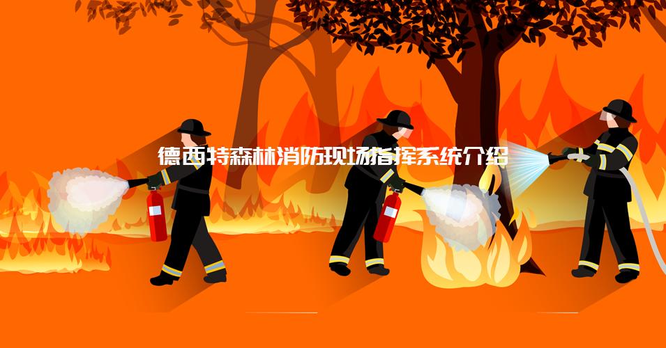 森林防火现场指挥系统应用方案