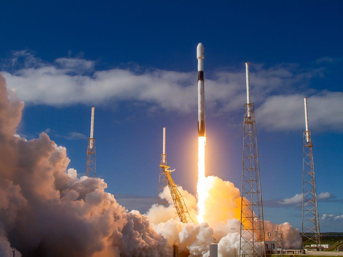 Starlink星链再次发射60颗卫星最快2020年提供卫星上网服务