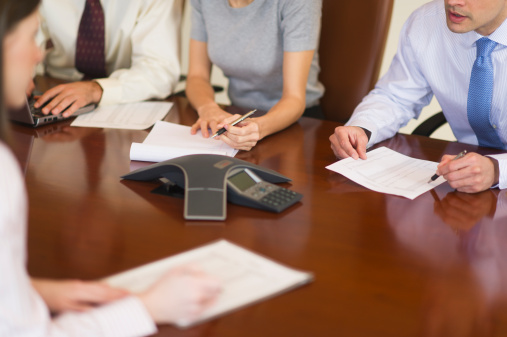 如何更好的召开电话会议