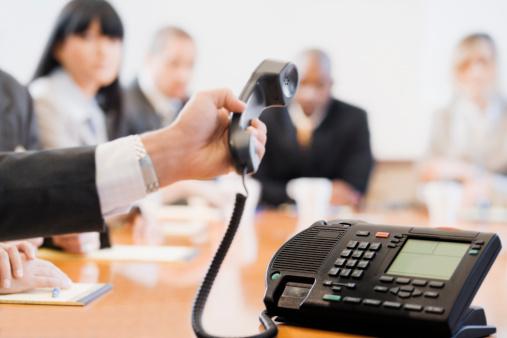 什么是电话会议系统?