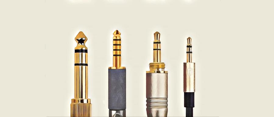 弱电集成中常用音频接口大全