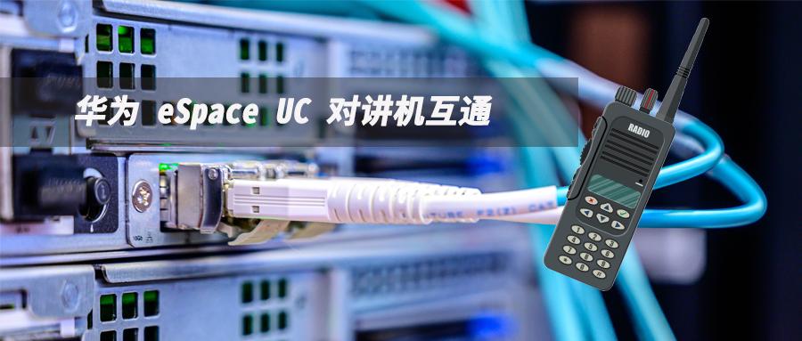 如何将对讲机接入华为eSpace U1900系列IPPBX系统