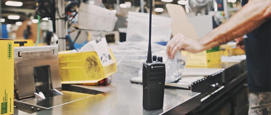 RoIP集群对讲网关在工厂调度系统中的应用